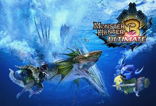 Игра для Wii U Monster Hunter 3 Ultimate