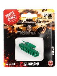 Память USB Flash Kingston DT-TANK 64 Гб