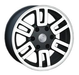 Автомобильный диск литой Replay FD38 7x16 6/139,7 ET 10 DIA 93,1 MBF