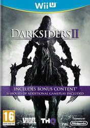 Игра для Wii U Darksiders II