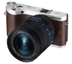 Камера со сменной оптикой Samsung NX300 Kit 18-55mm