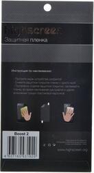 "5""  Пленка защитная для смартфона Highscreen Boost 2"