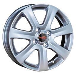 Автомобильный диск Литой LegeArtis SZ13 5,5x15 4/100 ET 50 DIA 54,1 Sil