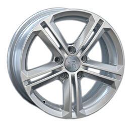 Автомобильный диск литой Replay ST4 6,5x16 5/112 ET 46 DIA 57,1 Sil