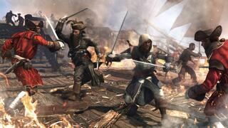 Игра для PS3 Assassin's Creed Сага о Новом Свете