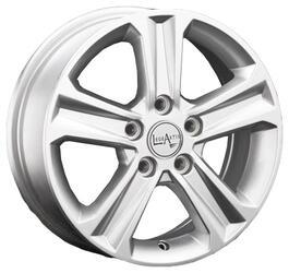 Автомобильный диск Литой LegeArtis FD30 6x15 5/108 ET 52,5 DIA 63,3 Sil
