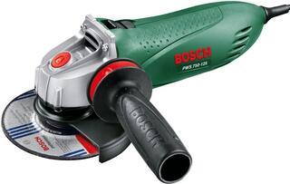 Углошлифовальная машина Bosch PWS 700-125