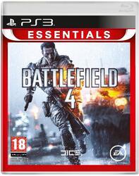 Игра для PS3 Battlefield 4 Essentials