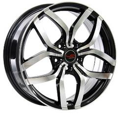 Автомобильный диск Литой LegeArtis Concept-H501 7,5x18 5/114,3 ET 50 DIA 64,1 BKFL