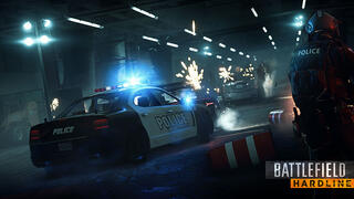 Игра для PS4 Battlefield Hardline