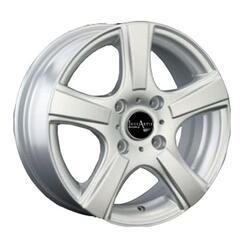Автомобильный диск Литой LegeArtis Ki2 6x15 4/114,3 ET 43 DIA 67,1 Sil
