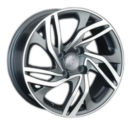 Автомобильный диск литой Replay PG46 7x16 4/100 ET 43 DIA 66,6 GMF