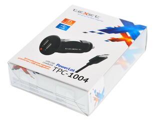 Автомобильное зарядное устройство teXet TPC-1004
