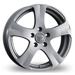 Автомобильный диск Литой OZ Racing 5 Star 7x16 5/100 ET 35 DIA 68 Metal Silver