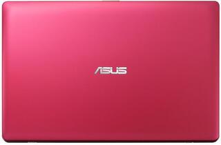 "Ноутбук Asus X200MA-KX244H Celeron N2830/4Gb/500Gb/UMA/11.6""/HD/Glare/1366x768/Win 8.1/red/WiFi/Cam"