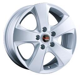 Автомобильный диск Литой LegeArtis SZ16 6,5x16 5/114,3 ET 45 DIA 60,1 Sil