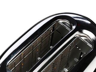 Тостер Supra TTS-216 black черный