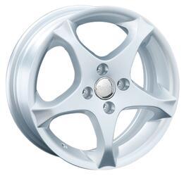 Автомобильный диск литой Replay GN90 5,5x14 4/100 ET 39 DIA 56,6 Sil