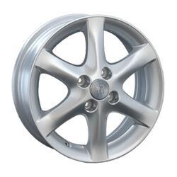 Автомобильный диск литой Replay HND86 6x15 4/100 ET 48 DIA 54,1 Sil