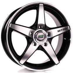 Автомобильный диск Литой Nitro Y3119 6,5x16 5/105 ET 39 DIA 56,6 BFP