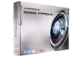 Материнская плата ASRock B85 Pro4