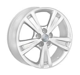 Автомобильный диск Литой Replay LX11 6,5x17 5/114,3 ET 35 DIA 60,1 White