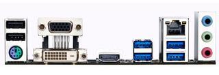 Плата Gigabyte LGA1150 GA-Z87M-HD3 Z87 2xDDR3-3000 PCI-Ex16 HDMI/DVI/DSub 8ch 6xSATA3 4xUSB3 RAID GLAN mATX
