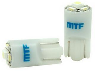 Светодиодная лампа MTF Light W5W43GH