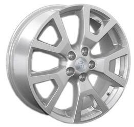 Автомобильный диск литой Replay H55 7x18 5/114,3 ET 50 DIA 64,1 Sil