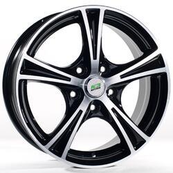 Автомобильный диск Литой Nitro Y232 6,5x16 5/114,3 ET 50 DIA 66,1 BFP