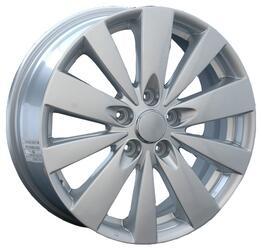 Автомобильный диск литой Replay HND68 6x15 4/100 ET 48 DIA 54,1 Sil