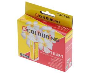 Картридж струйный Colouring CG-T0481