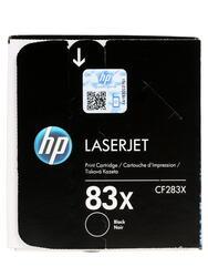 Картридж лазерный HP 83X (CF283X)