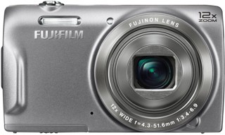 Цифровая камера FujiFilm FinePix T550 Silver