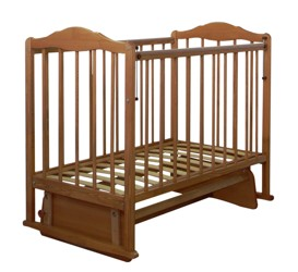 Кроватка классическая СКВ-2 234006