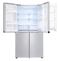 Холодильник LG GR-M24FWCVM серебристый