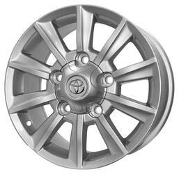 Автомобильный диск литой Replay TY43 8,5x20 5/150 ET 60 DIA 110 White
