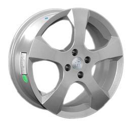 Автомобильный диск литой Replay PG31 6,5x16 5/114,3 ET 38 DIA 67,1 Sil