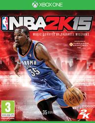 Игра для Xbox One NBA 2K15