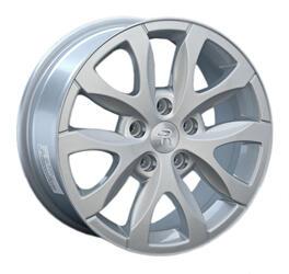 Автомобильный диск литой Replay RN13 7x16 5/112 ET 50 DIA 60,1 Sil