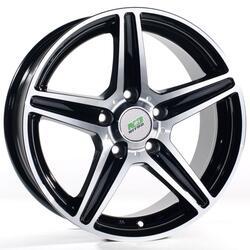 Автомобильный диск литой Nitro Y253 7x15 4/108 ET 25 DIA 73,1 BFP