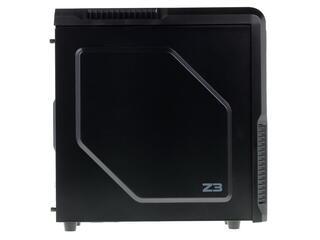 Корпус Zalman Z3 черный