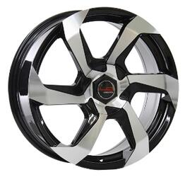 Автомобильный диск Литой LegeArtis Concept-NS511 6,5x17 5/114,3 ET 45 DIA 66,1 BKF