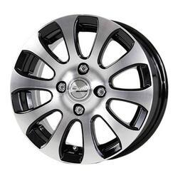 Автомобильный диск Литой Скад Европа 5,5x13 4/98 ET 35 DIA 58,6 Алмаз