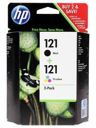 Набор картриджей HP 121 (CN637HE)