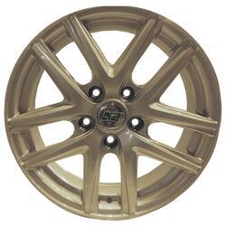 Автомобильный диск Литой Nitro Y4925 7x17 5/114,3 ET 45 DIA 66,1 Sil
