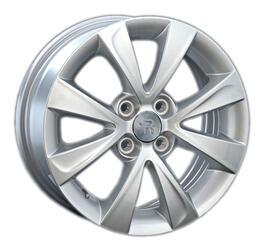 Автомобильный диск литой Replay NS134 6x15 4/100 ET 50 DIA 60,1 Sil
