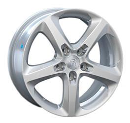 Автомобильный диск литой Replay OPL24 6,5x16 5/110 ET 37 DIA 65,1 Sil