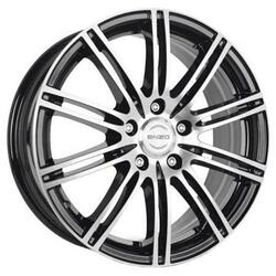 Автомобильный диск Литой Enzo 103 6,5x15 5/112 ET 38 DIA 70,1 Dark