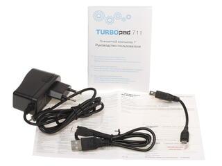 """7"""" Планшет TurboPad 711 8 Гб  черный"""